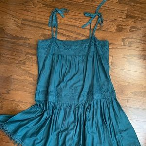 Anthropologie fun summer dress